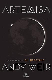Artemisa – Andy Weir