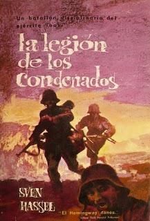 La legión de los condenados – Sven Hassel
