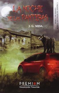 La noche de las panteras – J. G. Mesa