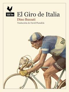 El Giro de Italia – Dino Buzzati