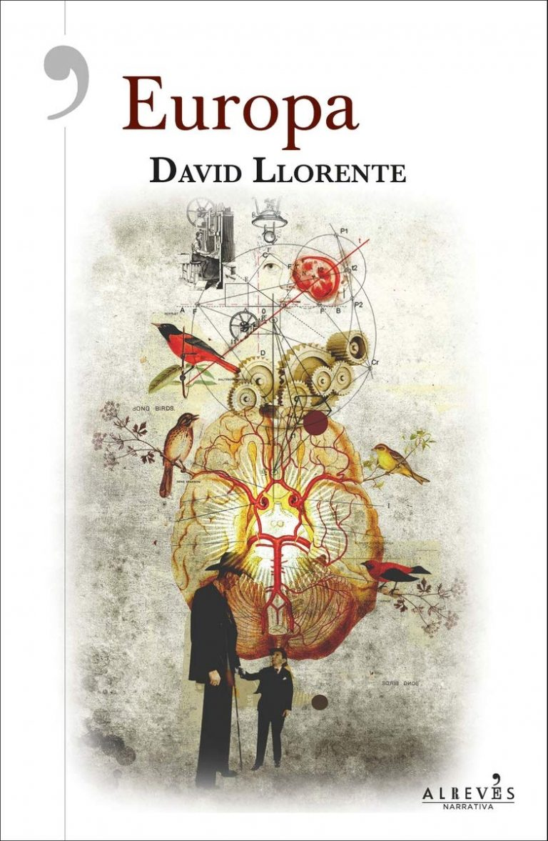 Europa – David Llorente