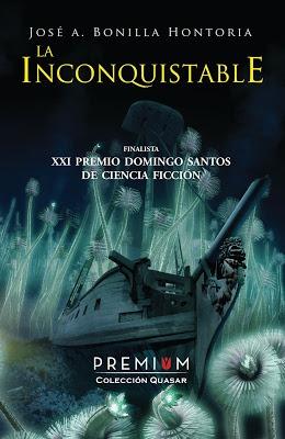 La inconquistable – José A. Bonilla