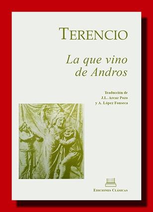 La que vino de Andros – Terencio