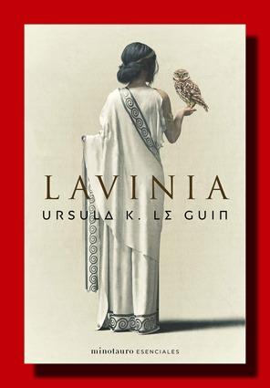Lavinia – Úrsula K. Le Guin